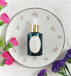 Emily J. verified customer review of BONAIR Blue Smoother Face Oil