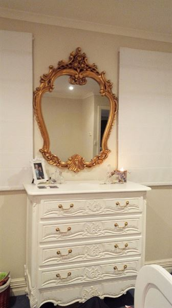 Consie C. verified customer review of Archibald Gold Wall Mirror MT - RM0887G