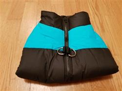 Dean M. verified customer review of Padded Warm Waterproof Zip-up  Winter Dog Jacket For Medium and Large Dogs Sizes S-5XL