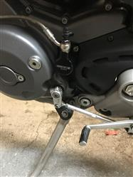 Ian W. verified customer review of Ducati Clutch Slave Cylinder Oberon