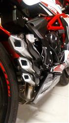 Mohamed S. verified customer review of MV Agusta F3 800 / Dragster MY17 Exhaust Slip On FM Projects