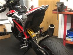 Marcel T. verified customer review of Ducati Hypermotard 821 / 939 LED Integrated Rear Light