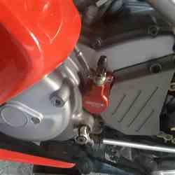 John Q. verified customer review of Ducati Clutch Slave Cylinder Oberon
