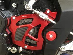 mark verified customer review of MV Agusta F3 800 Front Sprocket Cover Vented