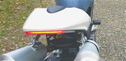 Skip T. verified customer review of Ducati Monster 696 / 1100 Tail Tidy Integrated Signals Kit