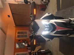 Schmäder L. verified customer review of Ducati Hypermotard 821 Front LED Indicators