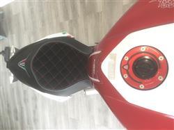 Mark L. verified customer review of MV Agusta Clutch Cover Titanium Screw Set