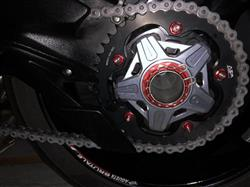 Leong W. verified customer review of MV Agusta F4 1000RR 'Radial' Quick Change Carrier AEM