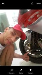 HENRIQUE A. verified customer review of MV Agusta F3 / F4 1000 RC Carbon Front Brake Intake Ducts