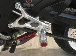Mark verified customer review of MV Agusta F3 800 Rearsets Limited Edition CNC Racing