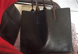 Tamara Hodge verified customer review of Top Handle Vintage Satchel Tote Bag