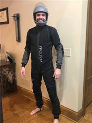 Tyler B. verified customer review of Viper Pro Suit