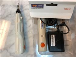 Tra L. verified customer review of WECHEER - RECHARGABLE MINI ENGRAVER 2