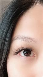 Ngan P. verified customer review of Cluster Lashes - Mi Chùm