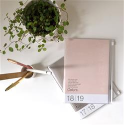 Olivia W. verified customer review of Mark's Tokyo Edge 2019 Storage.it Diary • Pink Beige