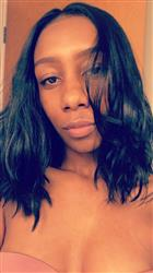 Atiya S. verified customer review of Outre Lace Front Swiss L Parting Blunt Cut Curly Wig AMIRA