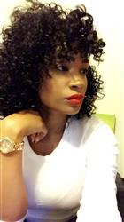 Kaye J. verified customer review of Outre Lace Front Wig Batik Dominican Curly Bundle Hair