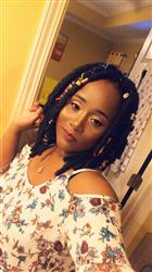 Cherea C. verified customer review of Bobbi Boss BAE Locs 12 Accent Threaded Locs