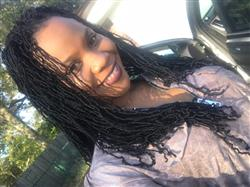 Montiana G. verified customer review of Bobbi Boss Micro Locs Crochet Braid