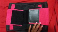 Diane Frisby verified customer review of Waist Trainer Slimming Belt