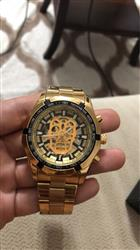 Raphael Thomas verified customer review of Steampunk Skull Fashion Wrist Watch