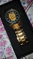 William Shade verified customer review of Steampunk Skull Fashion Wrist Watch