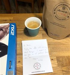 Steve F. verified customer review of 250g Single Origin Coffee