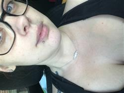 Nikki V. verified customer review of Be In The Now Choker