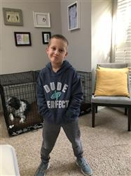 Ryley C. verified customer review of Youth Greatest of All Time III Hoodie