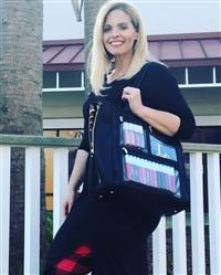 Brandi M. verified customer review of The Pippa Presentation Tote™