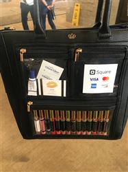 Andy C. verified customer review of The Pippa Presentation Tote™