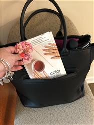 Tina C. verified customer review of The Kate Presentation Tote™