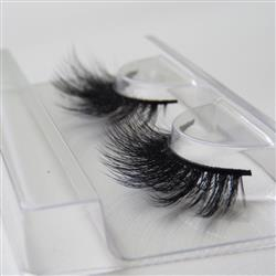 Lucy M. verified customer review of Faux Mink Lashes Panther