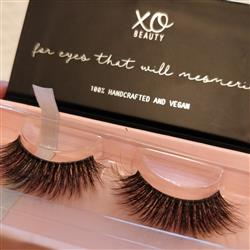 Pihla W. verified customer review of Faux Mink Lashes Cupid