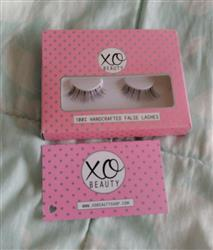 Danni R. verified customer review of The Glamourista False Lashes