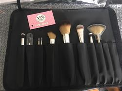 Kelly D. verified customer review of 9pc Brush set