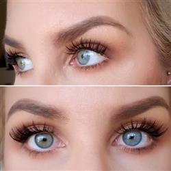 Pip J. verified customer review of The Primadonna False Lashes