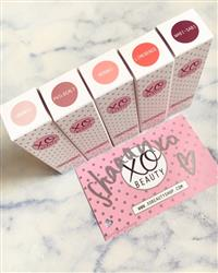 Jordyn P. verified customer review of 5pc Lipstick Set One