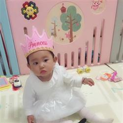 Athena  verified customer review of PROLOSO 10 Pack Birthday Hats Luminous Party Caps Flashing LED Princess King Crowns