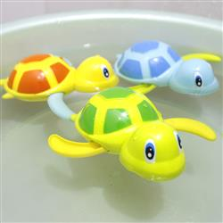 Serguei Kolevatov verified customer review of PROLOSO 6 Pack Wind Up Toys Bath Tub Turtle Kids Gift Set