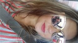 Melanie H. verified customer review of Candy Sunnies -  Rose Gold