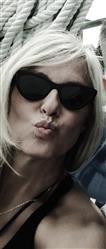 Sharon V. verified customer review of Matrix sunnies - Matte Black/Black