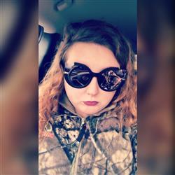 Brenda S. verified customer review of Chloe Sunnies - Black/ Rosegold
