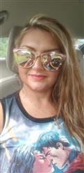 Melanie H. verified customer review of Indecent Cateye Sunnies - Silver + White Frame