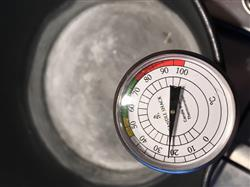Rohinee J. verified customer review of Dial Thermometer