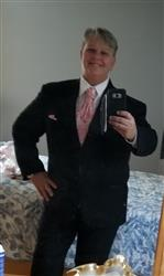 Anonymous verified customer review of Sugar Coral Tuxedo Vest Set