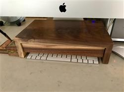 Desmond F. verified customer review of ASPIRE 1 Walnut, Stellar One of a Kind, 122 - with Drawer