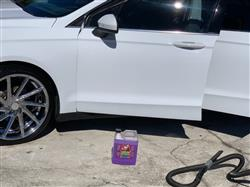 Gig D. verified customer review of Core Pack (1 month supply) - Pearl Nano Waterless Wash, Shine & Protect