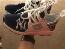 Tricia S. verified customer review of New York Yankees Sports Shoes