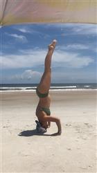 Crystal M. verified customer review of Chloe Bikini Top - Jet Black
